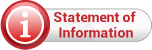 Consumer Affairs Statement of Information
